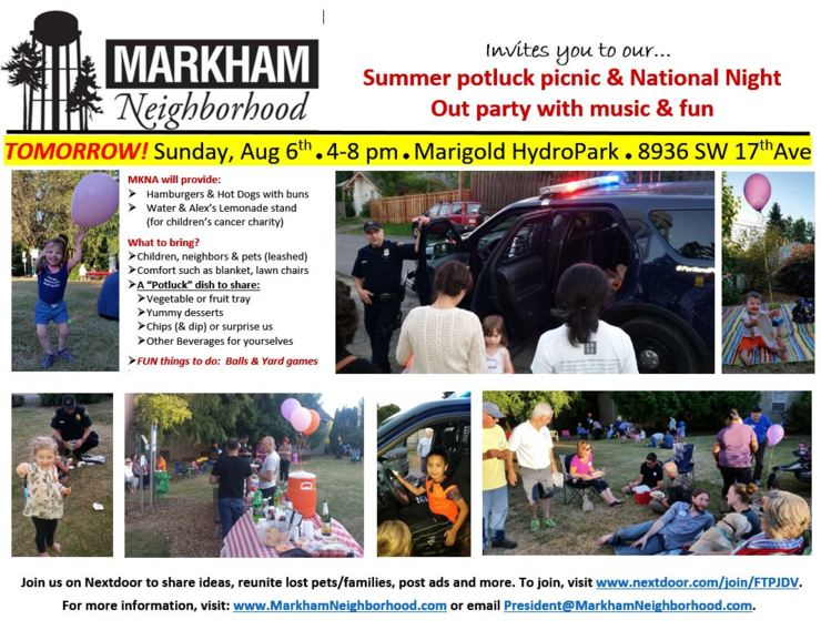 2017 8-6 MKNA National Night Out picnic flyer